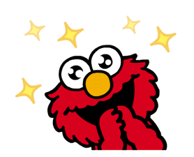 Sesame Street Animated Stickers sticker #2719089