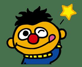 Sesame Street Animated Stickers sticker #2719095