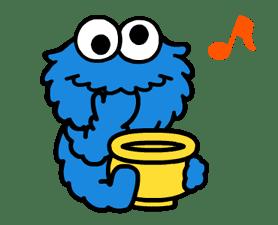 Sesame Street Animated Stickers sticker #2719099