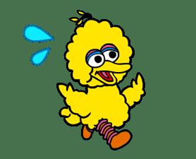 Sesame Street Animated Stickers sticker #2719103