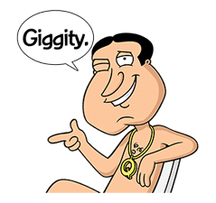 Family Guy sticker #3102743