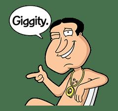Family Guy sticker #3102743