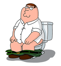 Family Guy sticker #3102751