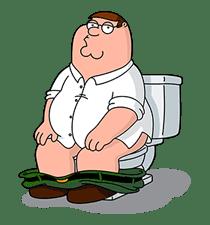 Family Guy sticker #3102751