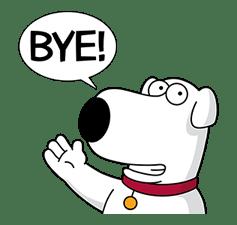 Family Guy sticker #3102755