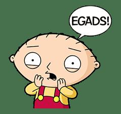Family Guy sticker #3102759