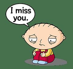 Family Guy sticker #3102763