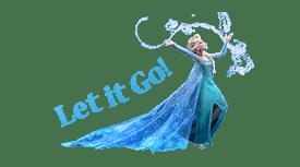 Frozen Animated Stickers sticker #3140476