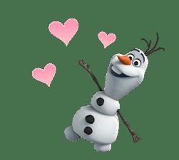 Frozen Animated Stickers sticker #3140478