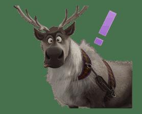 Frozen Animated Stickers sticker #3140483