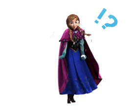 Frozen Animated Stickers sticker #3140484