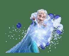 Frozen Animated Stickers sticker #3140485