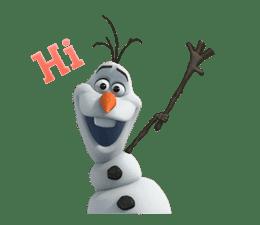 Frozen Animated Stickers sticker #3140493