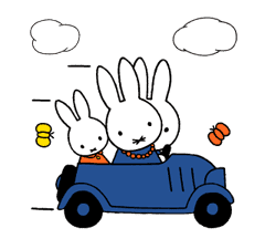 Miffy Animated Stickers sticker #3264181
