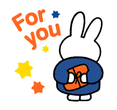 Miffy Animated Stickers sticker #3264183
