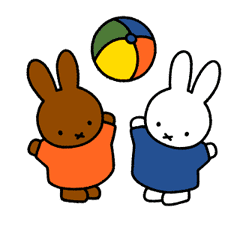 Miffy Animated Stickers sticker #3264189
