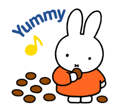 Miffy Animated Stickers sticker #3264196