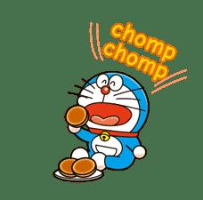 Doraemon Animated Stickers sticker #4286100