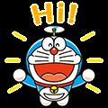 Doraemon Animated Stickers