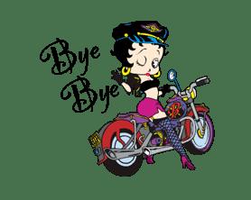 SEXY!Betty Boop sticker #4673187