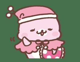 Mamegoma! Pitter-Patter Hearts sticker #4807321