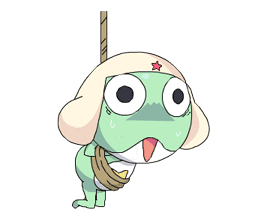 Keroro Animated Stickers sticker #5235823