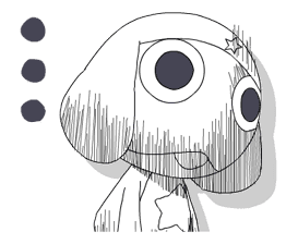 Keroro Animated Stickers sticker #5235829