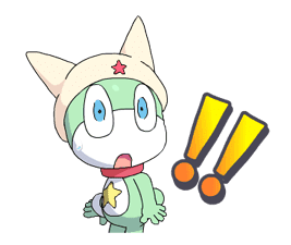 Keroro Animated Stickers sticker #5235832