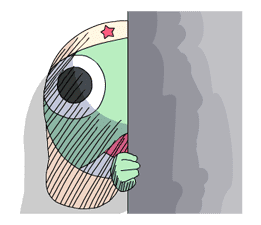 Keroro Animated Stickers sticker #5235833