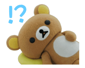 Rilakkuma the Movie sticker #7536830