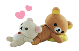 Rilakkuma the Movie sticker #7536836