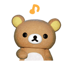Rilakkuma the Movie sticker #7536837
