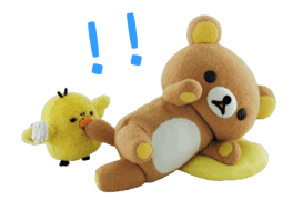Rilakkuma the Movie sticker #7536842