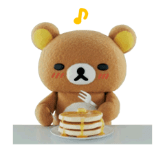 Rilakkuma the Movie sticker #7536849