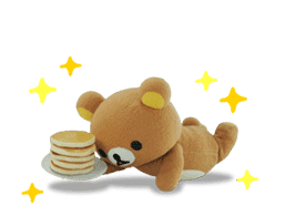 Rilakkuma the Movie sticker #7536851