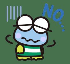 KEROKEROKEROPPI for Formal Occasions sticker #8224925