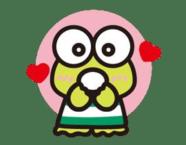 KEROKEROKEROPPI for Formal Occasions sticker #8224928