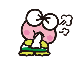 KEROKEROKEROPPI for Formal Occasions sticker #8224942