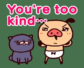 PANPAKA PANTS 5: Talking Mr. Dance Pants sticker #8573572