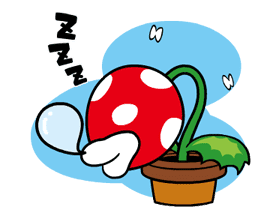 Talking Super Mario Animated Stickers sticker #9714597