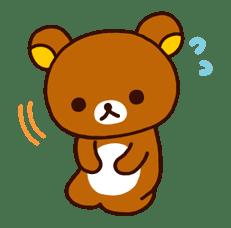 Rilakkuma Pop-Up Stickers sticker #11643816
