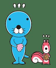 BONOBONO's Pop-Up Bash sticker #11764584