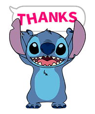 Stitch Pop-Up Mayhem sticker #11867577