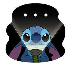 Stitch Pop-Up Mayhem sticker #11867578