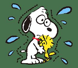 SNOOPY Pop-Up Stickers sticker #12036266