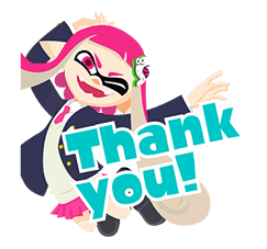 Splatoon: Inkling Injection sticker #11921480