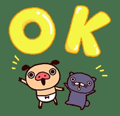 Panpaka Pants: Talking Pop-Ups sticker #12127330