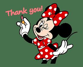 Minnie Mouse Pop-Up Stickers sticker #12801648