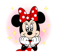 Minnie Mouse Pop-Up Stickers sticker #12801651