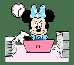 Minnie Mouse Pop-Up Stickers sticker #12801655